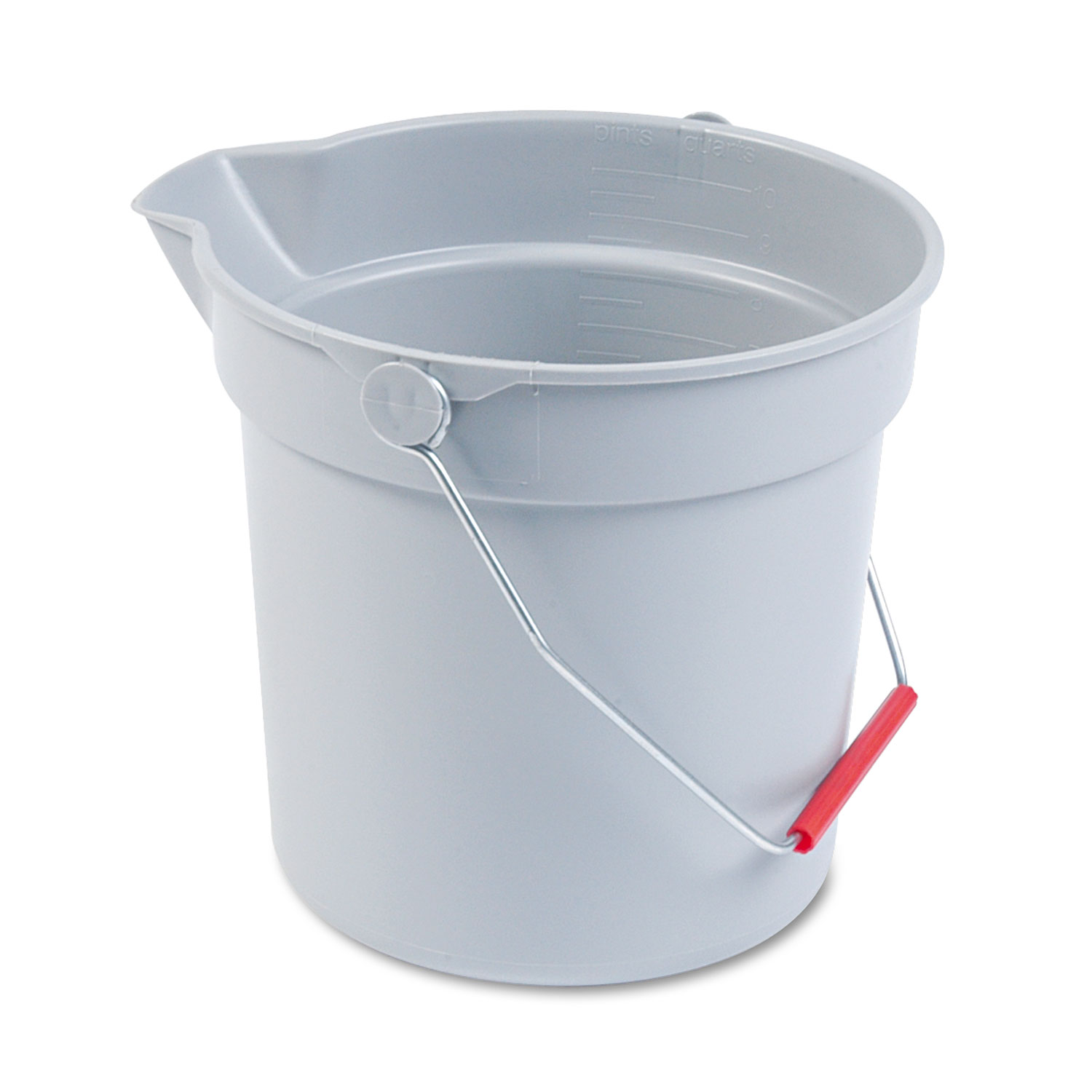 Rubbermaid® Commercial FG296300GRAY