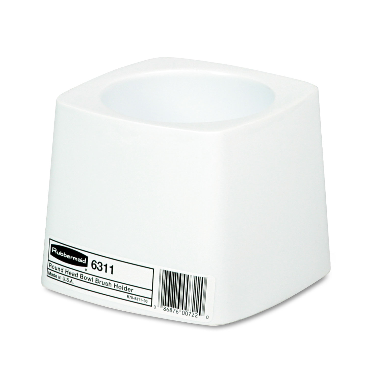 Rubbermaid® Commercial FG631100WHT