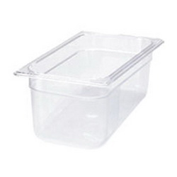 Rubbermaid® Commercial FG118P00CLR