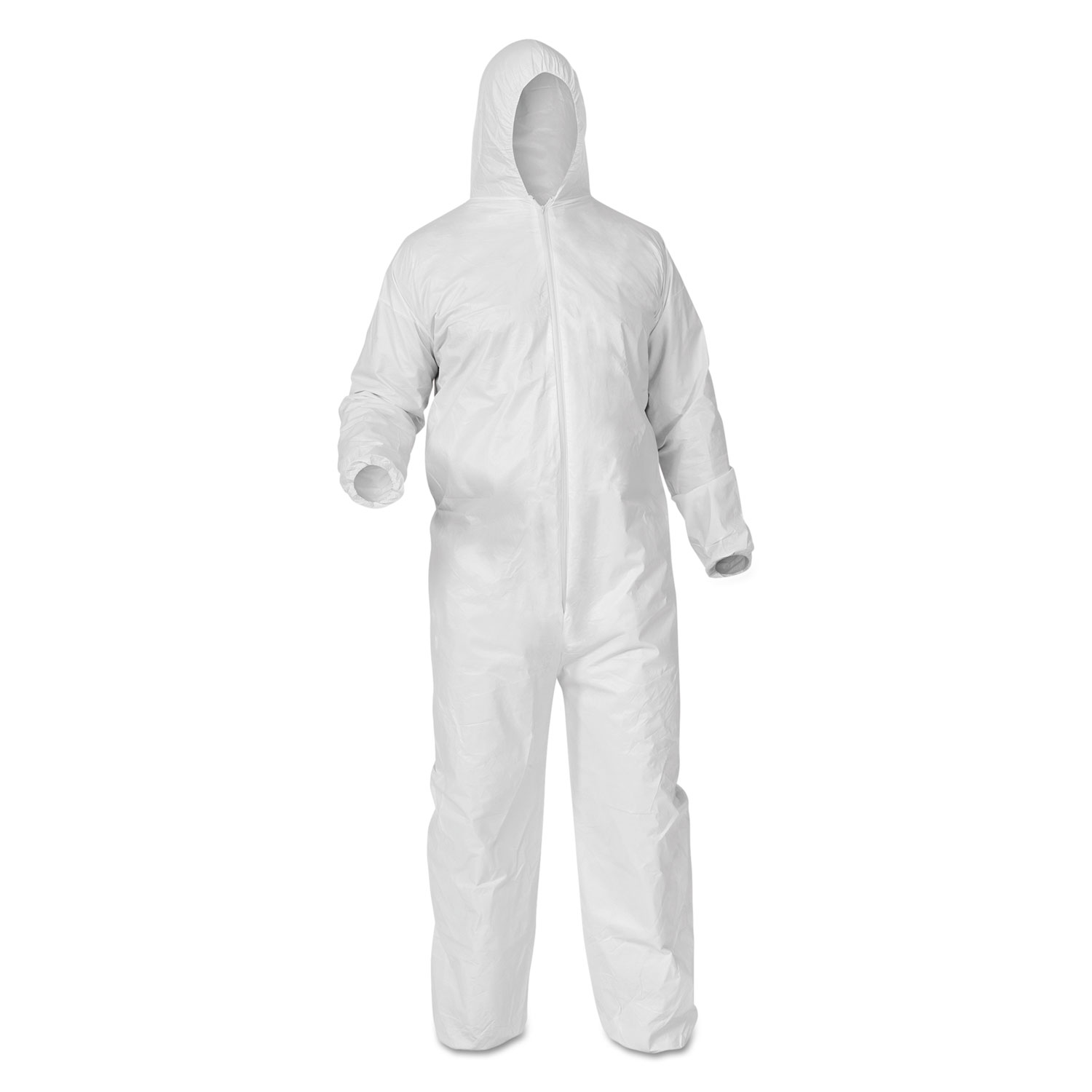 KleenGuard™ 44304 A40 Coveralls 1 Suit White XL