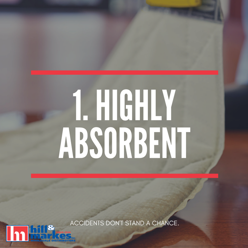 Highly Absorbent