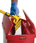 Rubbermaid Dust Spill Mop