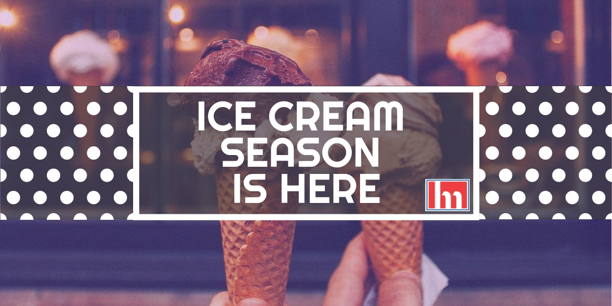 Ice Cream Season at Hill & Markes