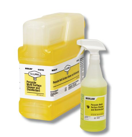 Peroxide Multi Surface Cleaner and Disinfectant
