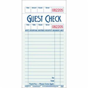National Checking Company™ 240-50SW