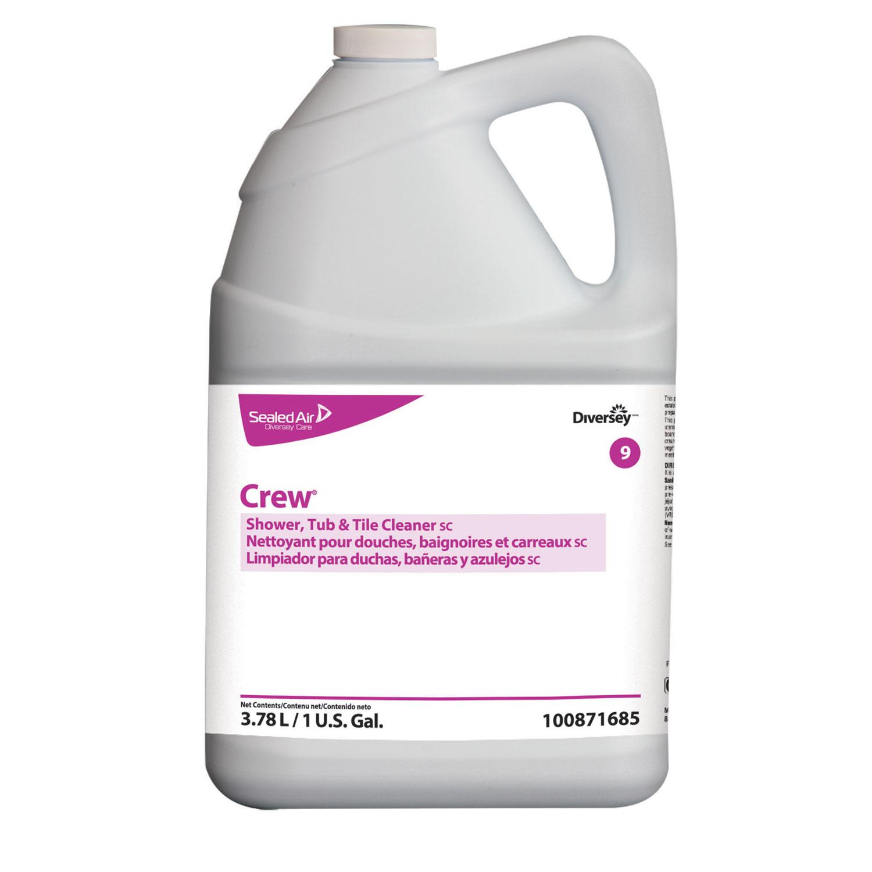 Div95694769 Diversey 95694769 Crew Liquid Bathroom Cleaner Hill Markes