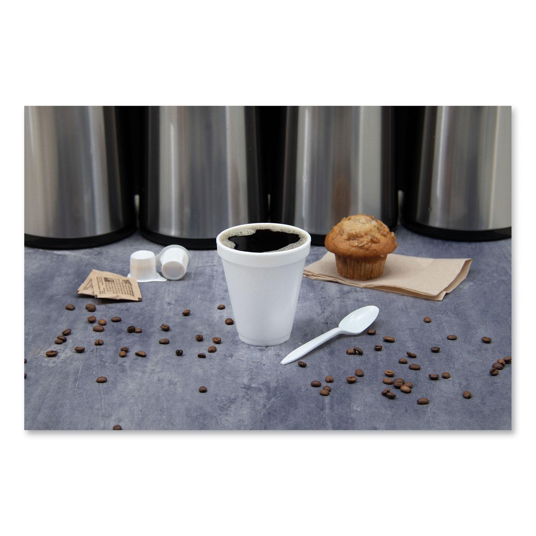 Drt12j16 Dart 12j16 Small Low Profile Styrofoam Food Serving Cup Hill Markes
